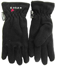 Eiger Fleece Glove Black